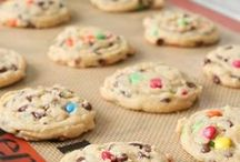 m&m and monster cookies / by Cara's Confections