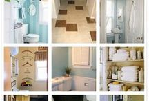 Bathroom decor / by Amy Williams