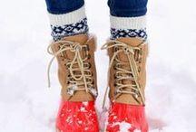 Winter Wardrobe / by Chelsey Ann