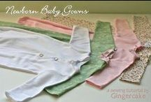 SEW ~ BABY TUTORIALS / Tons of free tutorials and patterns for the baby!  / by SewLicious Home Decor