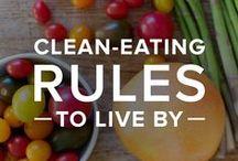 Clean Eats / by Kadi Mancuso