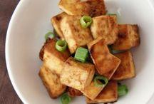 Vegan tofu / by Terrie Barnes