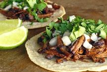 Mexican Food / by Rebecca Lynch