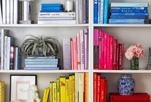 bookshelves / by Rebecca Lynch