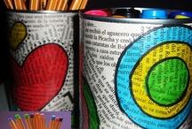 Middle School Activity Ideas / by Jennifer Crabtree