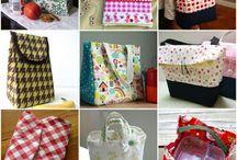 Crafty, sewing