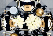 {celebrate}: tablescape / Table decorating ideas.  / by Victoria Simpson