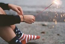 Red, White and Cute! / Girls & Boys Chic Contemporary Clothing