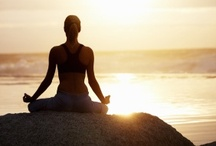 Meditation / Meditation is the solid foundation of my life and allows me the priviledge of living with ease
