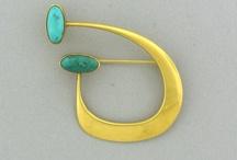 Mid Century Modern + Modernist + Current Jewelry / by Arielle Schechter