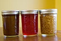Jams and jellies / by Lori-Dawn Pollock