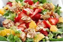 Tasty salads / by Lori-Dawn Pollock