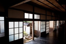 Japanese Architecture / Reverance for Japanese architecture, carpentry and arts. / by Arielle Schechter