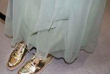 Fabrics + Clothing + Shoes