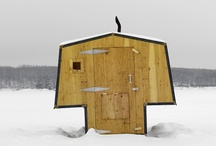 Small + Micro Houses + Micro Buildings / by Arielle Schechter