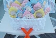 baby / bridal showers! / by Mary Thompson