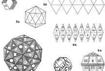 Polygons + Polyhedra + Polytopes + Polychorons / by Arielle Schechter