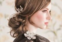 Wedding Hairstyles & Makeup