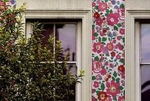 Liberty Love / Peek's love for Liberty of London is perennial. The famous floral prints from this iconic fabric maker pops up in our collections each season. Beautiful and colorful patterns come to life in our easy styles that she will reach for again and again.