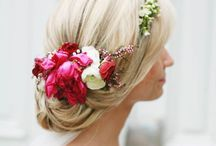 flower crowns & hairpieces
