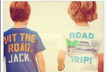 Hit the Road / A travel based collection for all your summer escapes.