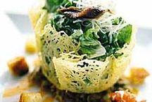 Food Salads / by Denene Crandall