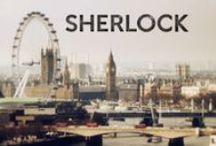 Sherlock / by Brittany Hayes