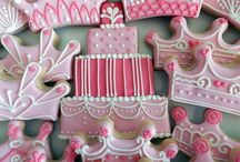 Little Princess / Girl Birthday Party  / by Kim Hardy-Gustafson