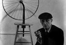 Marcel Duchamp / My favorite artist. / by Arielle Schechter