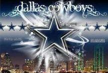 Dallas ♥ Cowboys / #DALLASCOWBOYS #COWBOYS #CowboyNation #WeDemBoys #BoutThatLife #cowboys4life #IBleedBlueAndSilver