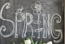 Hop to it! / Spring is here... well almost, and it is time to pick out the perfect outfit!