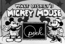 Disney and Peek... / Disney collaboration, The Disney Collection from Peek Kids
