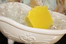 Soapery Sweet Soap Bars / BATH & BODY