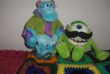 HAND MADE, WITH LOVE, LIZZIE..... / Quilts. Knitted item. Crocheted things. / by Liz Herceg-KELLY