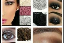 Make-up I LOVE / www.NextJenBeauty.com / by Jenna Giles