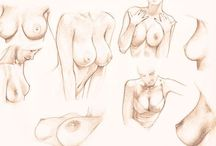 Breasts   Drawing Tutorial