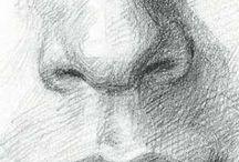Nose   Drawing Tutorial