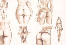 Hips   Drawing Tutorial