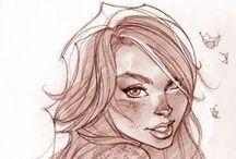 J. Scott Campbell   Drawing Artist