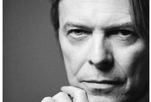 David Bowie / my shining black star