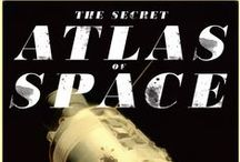 The Secret Atlas of Space / A graphic novel