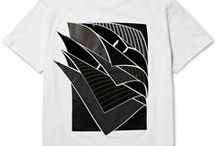 Cool T-shirts / A collection of t-shirts that I love
