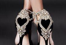 Loca por los zapatos