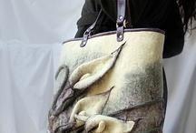 purses / by Arlene Selser