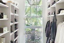 CLOSETS / by Paige Christine