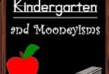 Kindergarten / by Linda Mooney