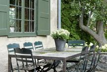 outdoor spaces / by Urban Renewal