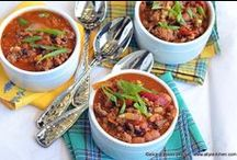 Soups, Stews & Chili / by Food Frenzy Digest