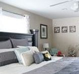 Home Decor - Bedrooms / Create your own wonderful bedroom space with ideas from these relaxing and beautiful bedrooms.