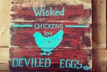 :: Poultry ::: / Raising chickens, ducks, quail, and geese for eggs, meat, or bug control.